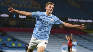 «Манчестер Сити» продлил контракт с лучшим бомбардиром молодежной АПЛ
