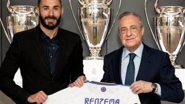 Новый контракт для Бензема, Эдегор – новый «канонир», кредит для «Барселоны», Мбаппе на карандаше у «МЮ»