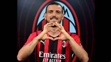Официально: «Милан» арендовал Флоренци