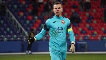 Акинфеев побил рекорд Игнашевича по количеству матчей в РПЛ
