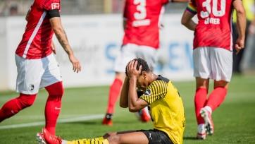 Дортмундская «Боруссия» проиграла «Фрайбургу», победы «Вольфсбурга» и «Бохума»