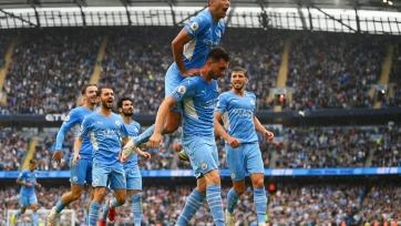 «Манчестер Сити» разгромил «Норвич», «Лидс» и «Эвертон» сыграли вничью