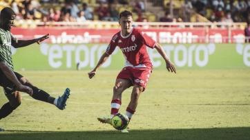 «Монако» проиграл «Лансу», Головин получил прямую красную карточку