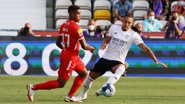 «Бенфика» с Яремчуком одержала третью победу подряд в чемпионате Португалии