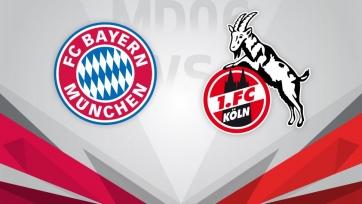«Бавария» – «Кельн». 22.08.2021. Где смотреть онлайн трансляцию матча