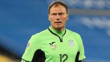 В сборную Украины довызваны два вратаря