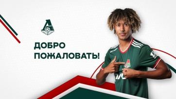 Официально: Бека-Бека – игрок «Локомотива»