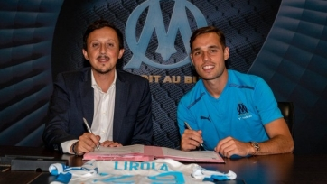 «Марсель» заключил долгосрочный контракт с защитником «Фиорентины»