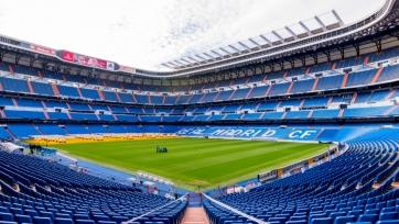«Реал» вскоре вернется на «Сантьяго Бернабеу»