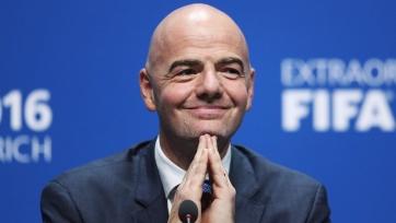 ФИФА получила более 201 млн долларов, конфискованных у чиновников