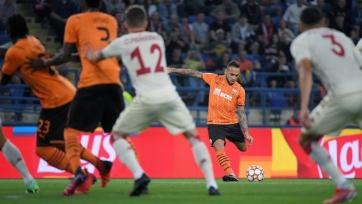 «Шахтер» сыграл вничью с «Монако» и вышел в групповой этап Лиги чемпионов