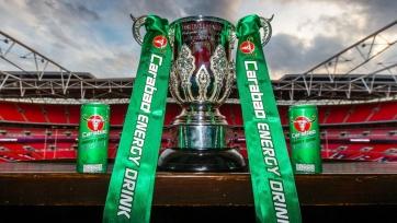 Стали известны пары 3-го раунда Кубка английской лиги