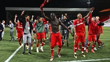 «Антверпен» стал последним участником групповой стадии ЛЕ