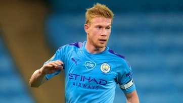 Де Брейне остается в лазарете «Манчестер Сити»