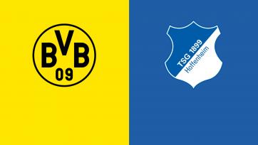 «Боруссия» Дортмунд – «Хоффенхайм». 27.08.2021. Где смотреть онлайн трансляцию матча