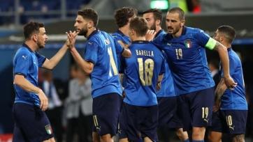 Объявлен состав сборной Италии на сентябрьские матчи отбора ЧМ-2022