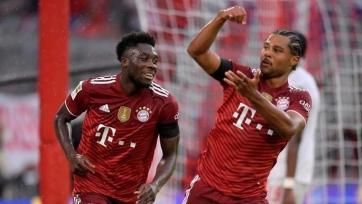 «Бавария» – «Герта». 28.08.2021. Где смотреть онлайн трансляцию матча