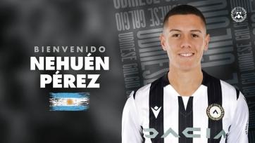 «Атлетико» продлил защитника и отдал его в аренду в «Удинезе»