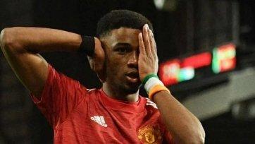 Диалло через десять дней вернется в общую группу «Манчестер Юнайтед»