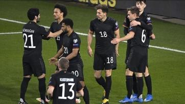 Объявлен состав сборной Германии на ближайшие матчи отбора ЧМ-2022