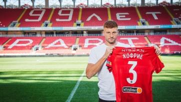 «Спартак» подписал бельгийского защитника