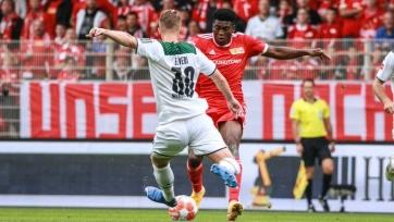 «Унион Берлин» нанес «Боруссии» М второе поражение в сезоне