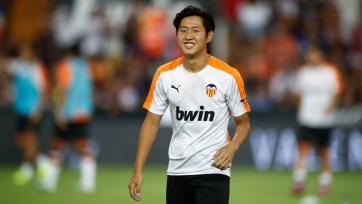 «Валенсия» распрощалась с южнокорейцем Ли Кан Ином
