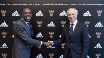 РФС продолжит сотрудничество с Adidas