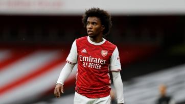 Виллиан попрощался с «Арсеналом»