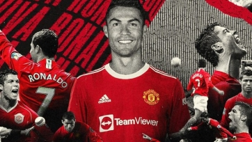 Роналду дал оценку своему возвращению в «Манчестер Юнайтед»