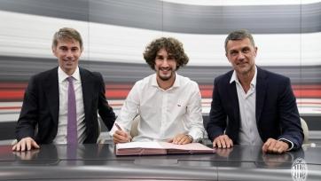 «Милан» оформил трансфер полузащитника «Бордо»