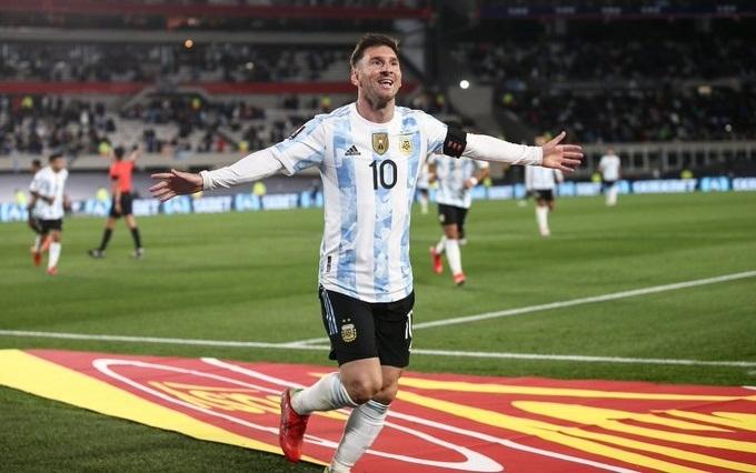 Аргентина - Боливия - 3:0. Обзор матча