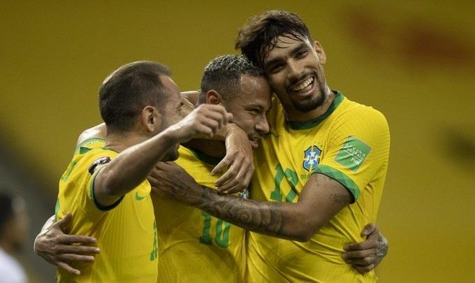 Бразилия – Перу – 2:0. Обзор матча