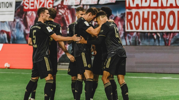 «РБ Лейпциг» – «Бавария» – 1:4. Обзор матча и видео голов