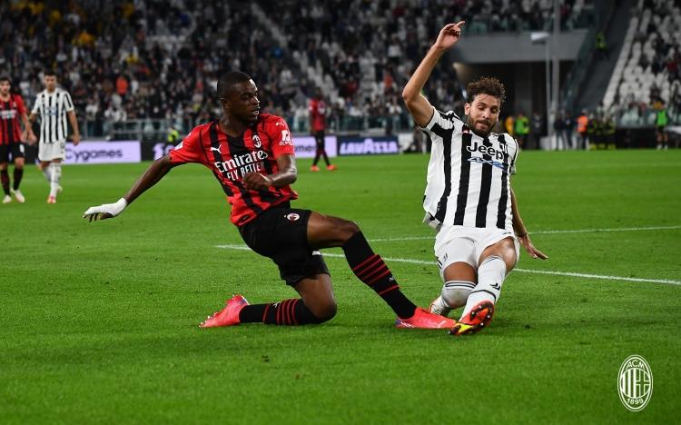 «Ювентус» – «Милан» – 1:1. Обзор матча и видео голов