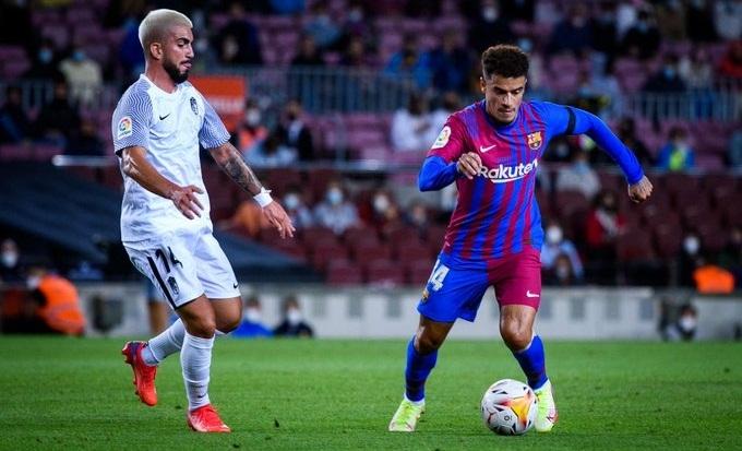 «Барселона» - «Гранада» - 1:1. Обзор матча и видео голов