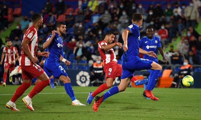 «Хетафе» - «Атлетико» - 1:2. Обзор матча и видео голов