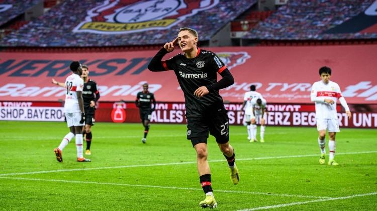 Флориан Вирц: восходящая звезда «Байера» и немецкого футбола