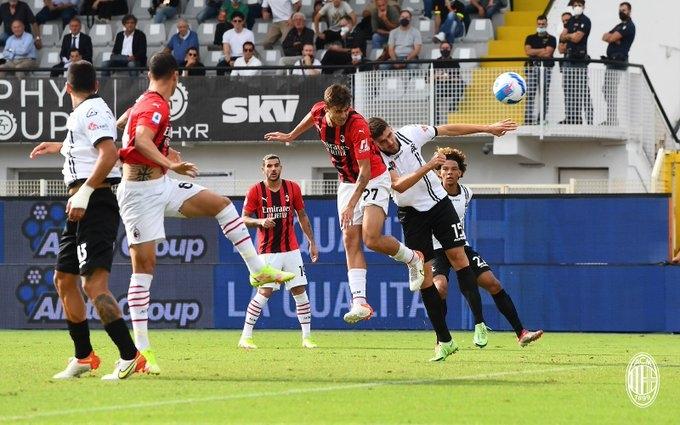 «Специя» - «Милан» - 1:2. Обзор матча и видео голов