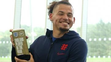 Оглашено имя игрока года в Англии по версии болельщиков