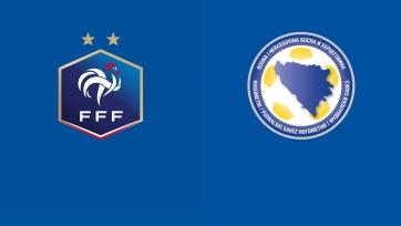 Франция – Босния и Герцеговина. 01.09.2021. Где смотреть онлайн трансляцию матча