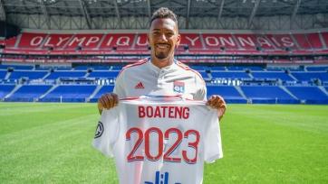 «Лион» подписал Боатенга