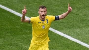 Ярмоленко проводит 100-й матч за сборную Украины