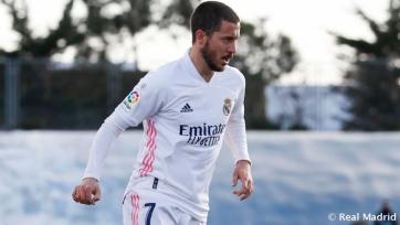 Азар: «Реал потратил на меня много денег, хочу отблагодарить клуб»