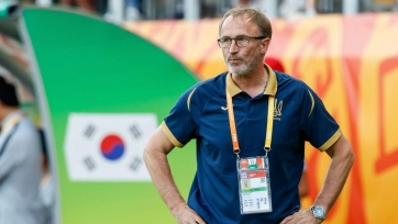 Тренер сборной Украины: «Даже не знаю, что говорить»