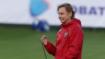 Карпин: «Нельзя сказать, что доволен результатом и игрой с Хорватией»