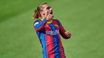 Гризманн обратился к болельщикам «Барселоны» после возвращения в «Атлетико»