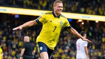 Гол Клаэссона помог Швеции обыграть Испанию, Италия не справилась с Болгарией