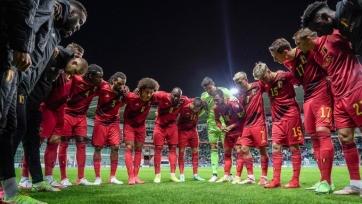Бельгия в волевом стиле разгромила Эстонию, Англия и Польша одержали крупные победы