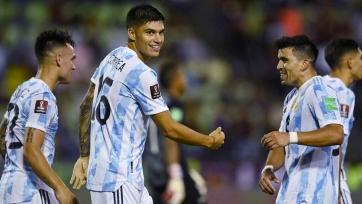 Аргентина обыграла Венесуэлу, Бразилия одолела Боливию